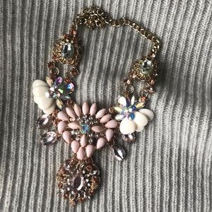 Jewel Encrusted Necklace
